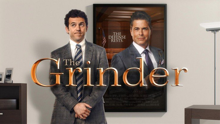 The Grinder Season 1 Review