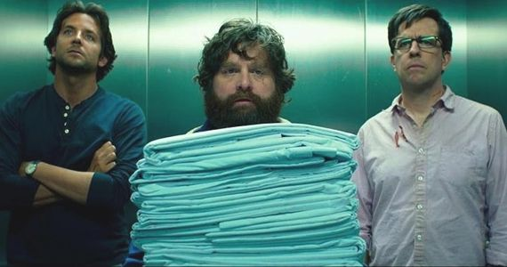 The Hangover Part III 3 Reviews starring Bradley Cooper Ed Helms Zach Galifianakis Ken Jeong and John Goodman The 10 Worst Movies Of 2013