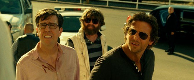 First Clip From The Hangover Part III Brings The Wolfpack Back