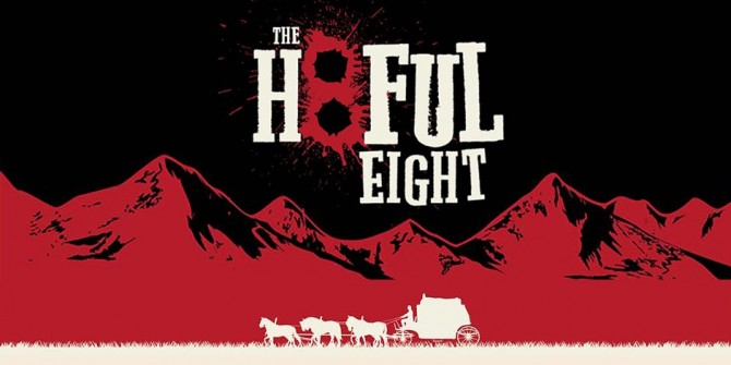 New Posters For The Hateful Eight Complete Quentin Tarantino's Dastardly Ensemble