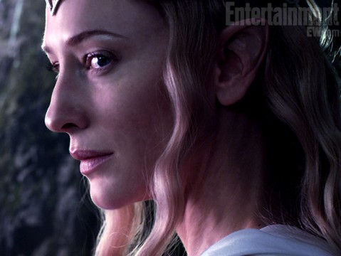 Cate Blanchett Gets Intense In Character Poster From The Hobbit: The Battle Of The Five Armies
