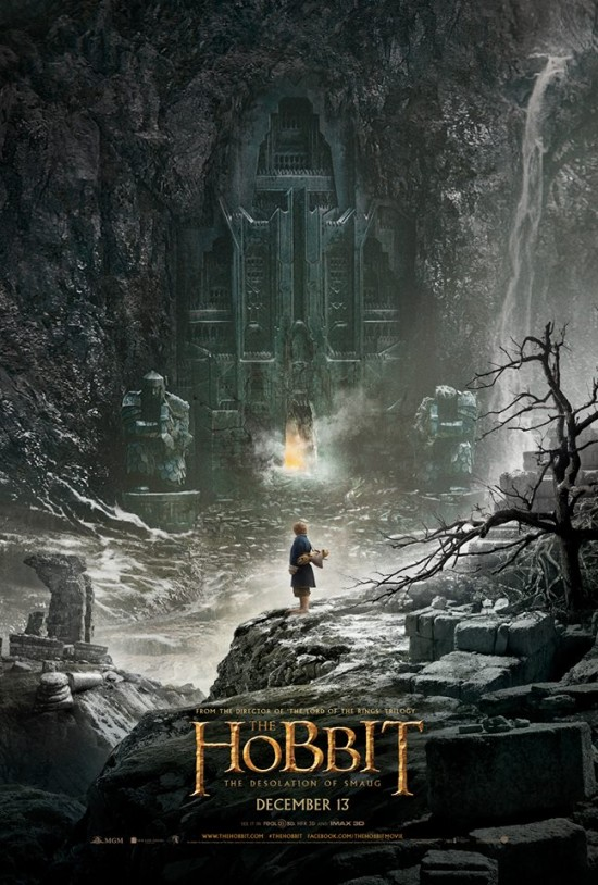 First Poster For The Hobbit: The Desolation Of Smaug