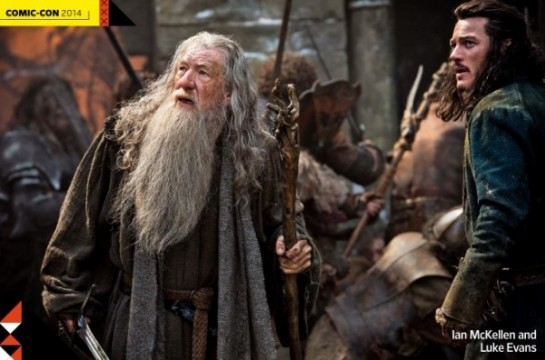The Hobbit- The Battle of the Five Armies image