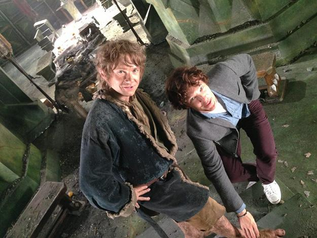 Martin Freeman Has Finished Filming Peter Jackson's The Hobbit Trilogy