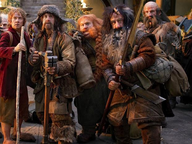 The Hobbit6 Riddles In The Dark: Five Scenes We Cant Wait To See In The Hobbit: An Unexpected Journey