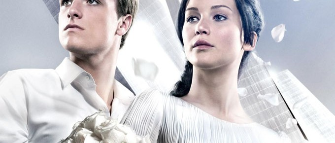 New Posters For The Hunger Games: Catching Fire