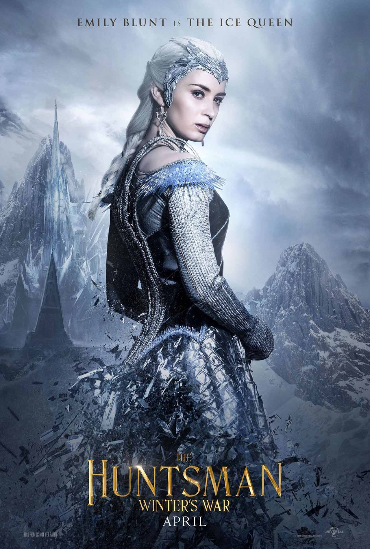 Charlize Theron's Queen Ravenna Rules Once More In First Teaser For The Huntsman: Winter's War