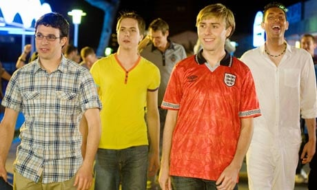 The Inbetweeners 2 Trailer Promises More Of The Same