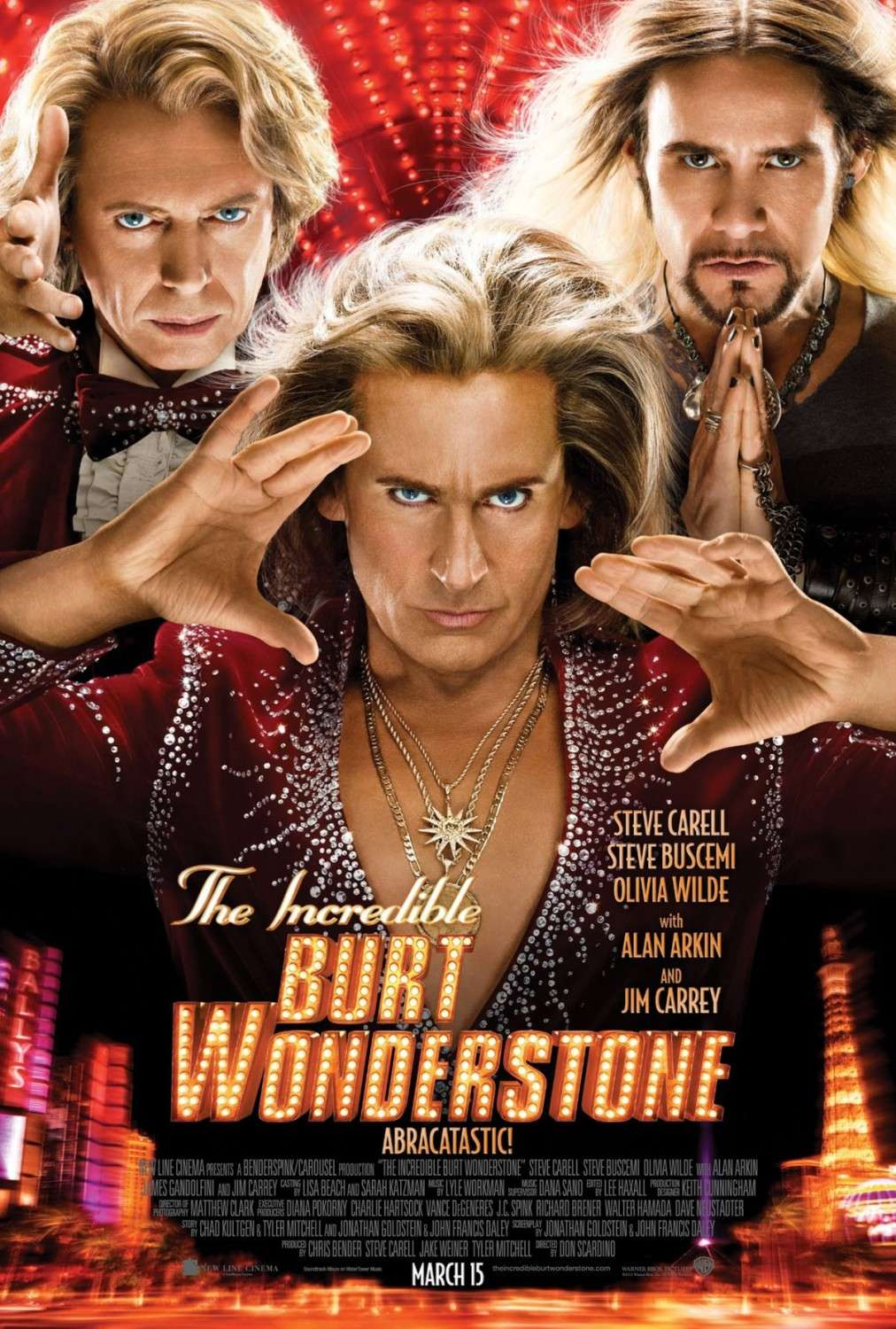 CONTEST: Win The Incredible Burt Wonderstone Screening Passes