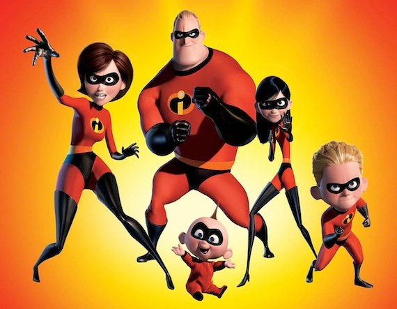 The Incredibles movie image Pixar 2 Ranking The Films Of Pixar Animation Studios