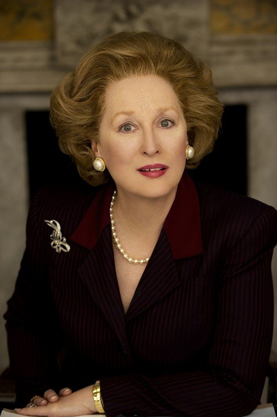 First Image Of Meryl Streep As Margaret Thatcher Has Appeared