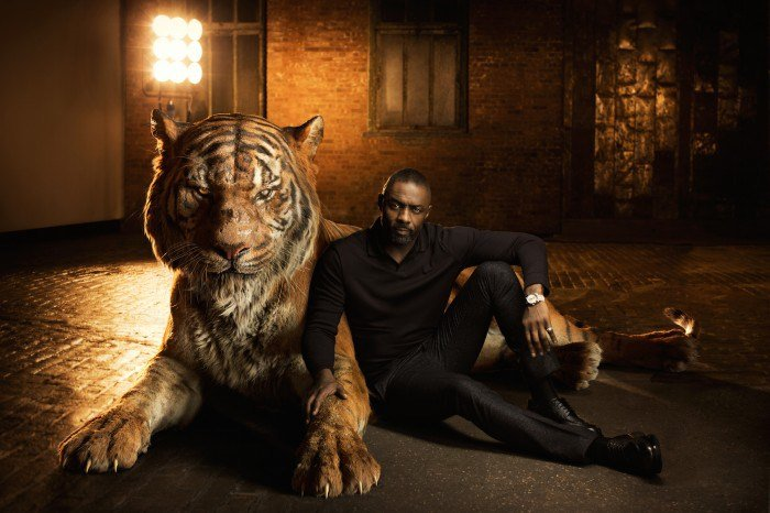 The Jungle Book Promo Photos Place Core Cast Alongside Their CG Counterparts