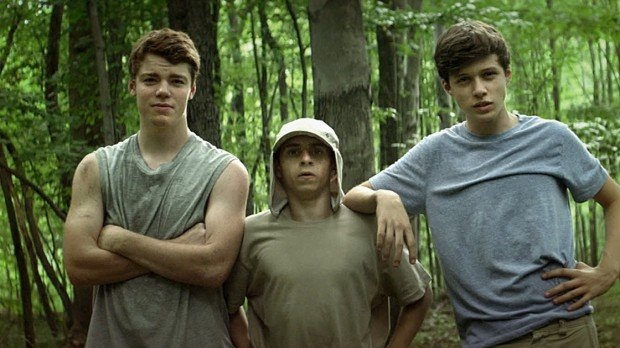 The Kings of Summer The Kings Of Summer Blu Ray Review