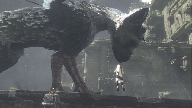 Report Suggests Sony's Long-Gestating The Last Guardian Is Being Reworked For PlayStation 4