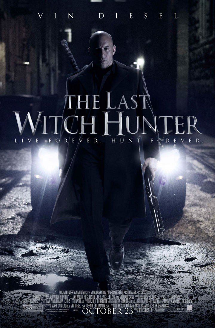 Vin Diesel Ventures Beyond Good And Evil In The Last Witch Hunter Trailer