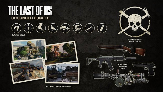 "The Last Of Us' Grounded Bundle DLC Adds ""Near Impossible"" Difficulty Mode"