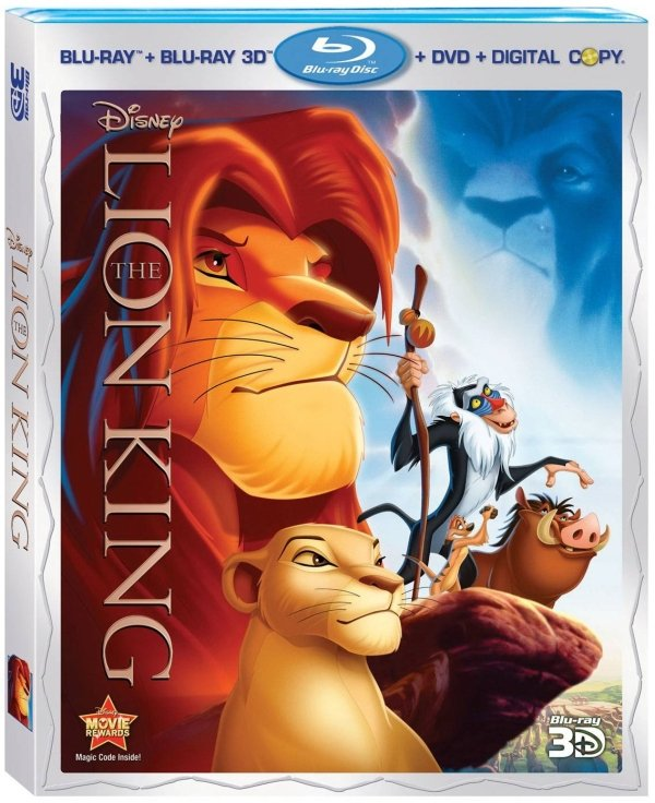 The Lion King Blu-Ray Review