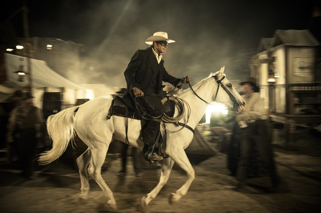 The Lone Ranger 6 Reasons To Be Ambivalent About Armie Hammer