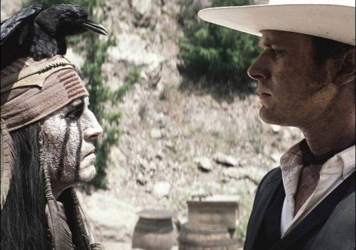 New Trailer For The Lone Ranger Hypes The Plot, The Actors And The Trains