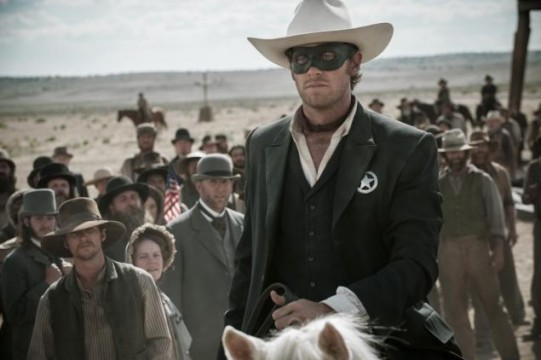 The Lone Ranger1 541x360 Its A Gamble: 10 Of The Biggest Box Office Bombs