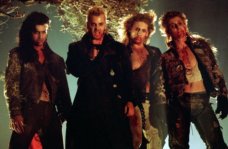 The Lost Boys 154709 Top Ten 80s Horror Movies