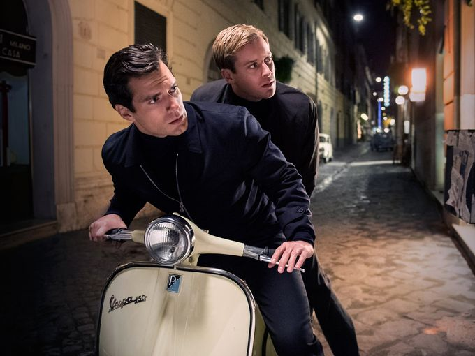 2015's Big Hitters Get New Stills Including Terminator: Genisys, Mad Max: Fury Road And The Man From U.N.C.L.E.