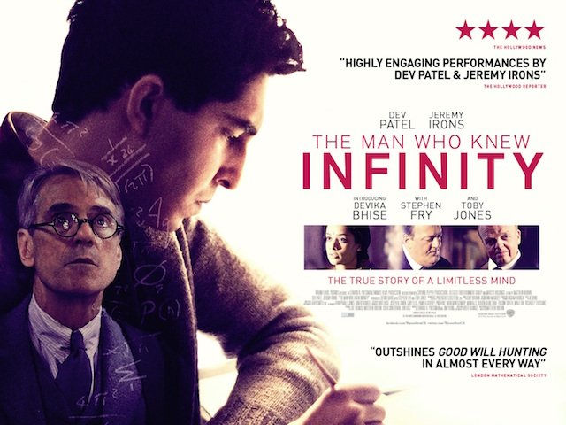The Man Who Knew Infinity Review