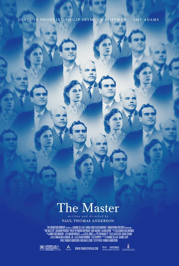 New Poster For Paul Thomas Anderson's The Master