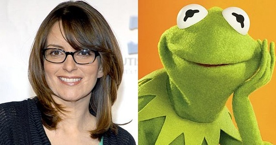 Tina Fey Wanted For The Muppets 2