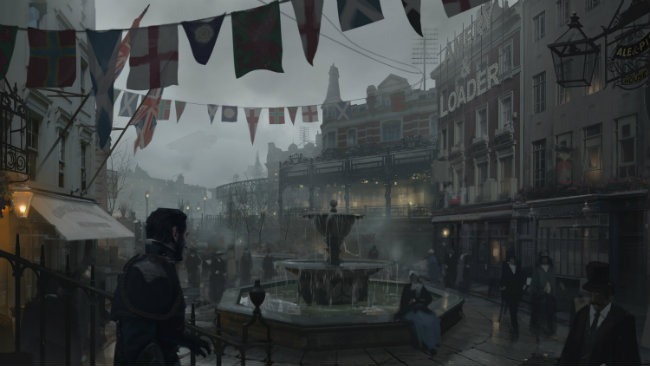 Sony Details The Order: 1886's Small Day-One Update