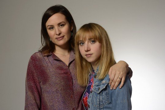 Exclusive Interview With Jenée LaMarque And Zoe Kazan On The Pretty One