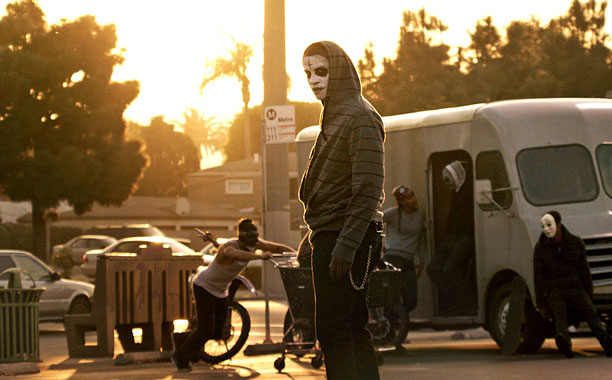 Film Title: The Purge: Anarchy