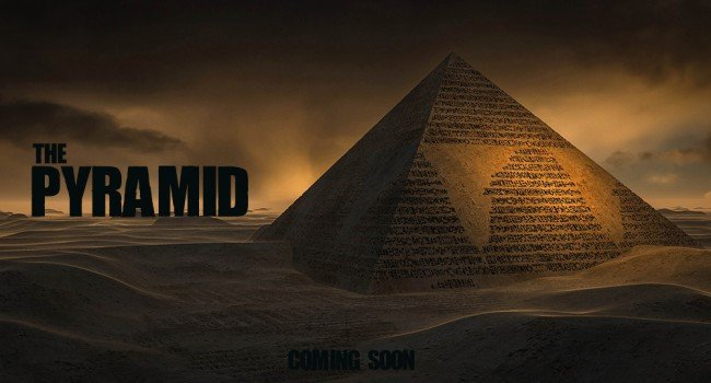 New Trailer For Horror Film The Pyramid Unearths An Egyptian Evil