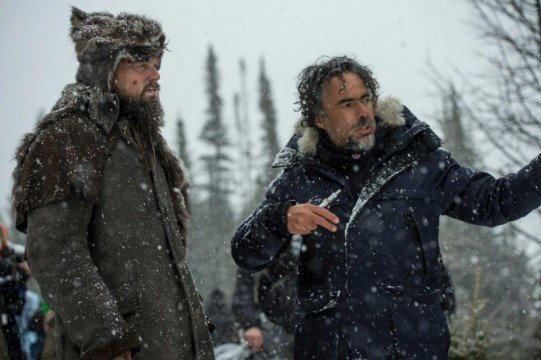 CONTEST: Win The Revenant Blu-Ray