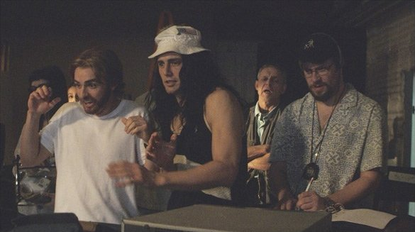 James Franco Is The Disaster Artist In First Official Still For The Masterpiece