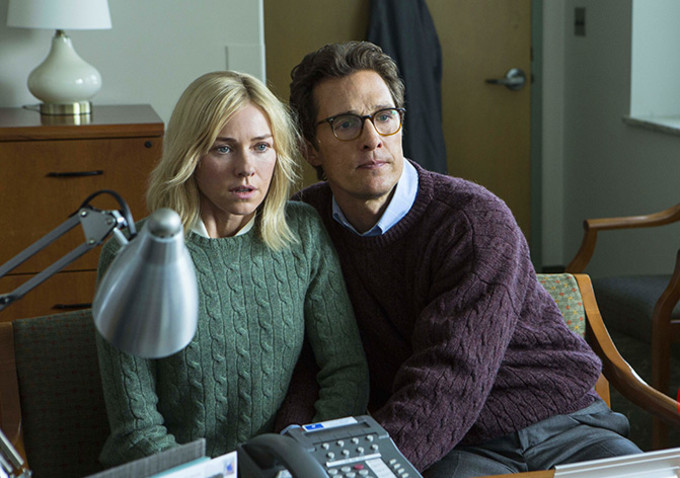 International Trailer For The Sea Of Trees Has Matthew McConaughey Face An Existential Crisis
