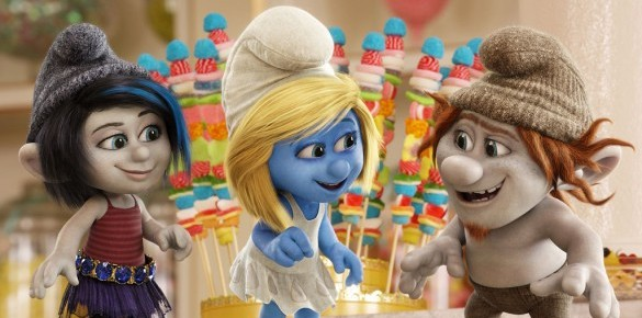 Check Out The New Trailer For The Smurfs 2 (Or Don't)