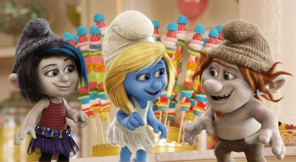 %name The Smurfs 2 Review