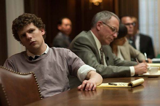 The Social Network Blu-Ray Review
