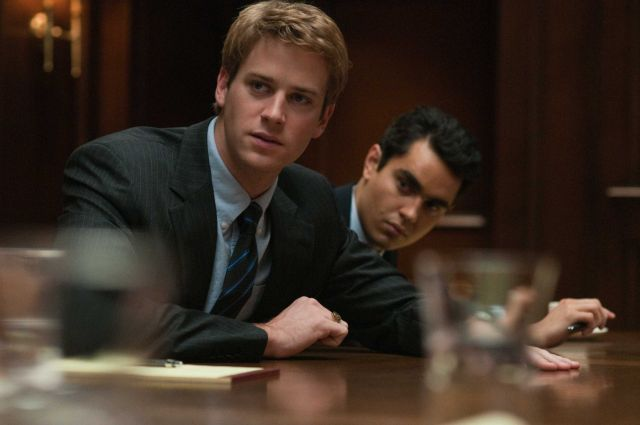 The Social Network2 6 Reasons To Be Ambivalent About Armie Hammer