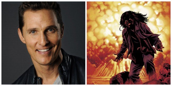 Matthew McConaughey Tipped To Play Villainous Randall Flagg In Stephen King's The Stand