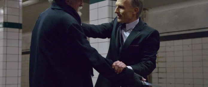The Cast Inside The Strain: For Services Rendered (Episode 7)