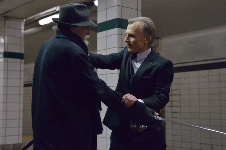 The Strain - Episode 1.07 - For Services Rendered - Promotional Photo