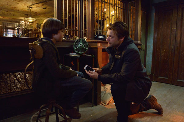 The Cast Inside The Strain: Loved Ones (Episode 10)