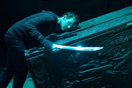 The Strain - Episode 1.11 - The Third Rail - Promotional Photo
