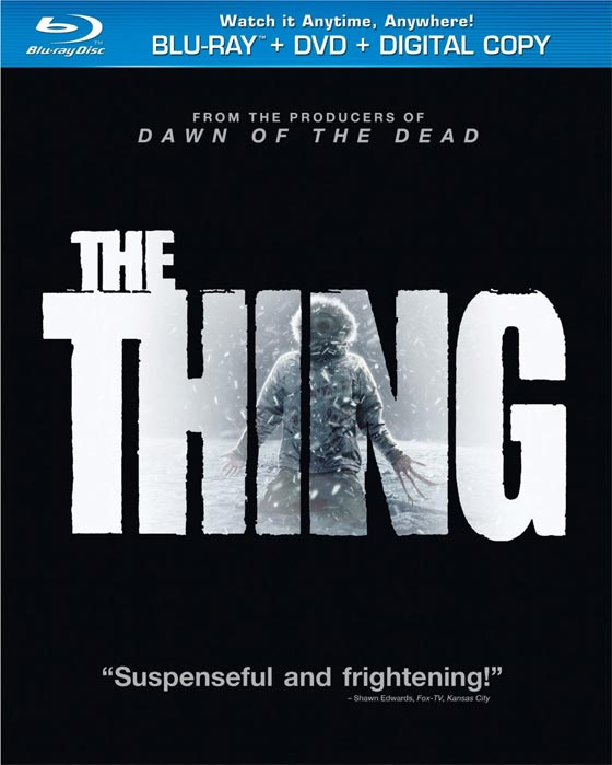 The Thing (2011) Blu-Ray Review