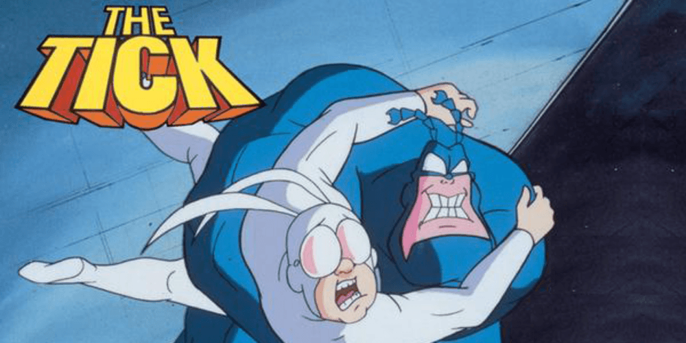 """The Tick Creator Comments On """"Darker And More Grounded"""" Reboot"""