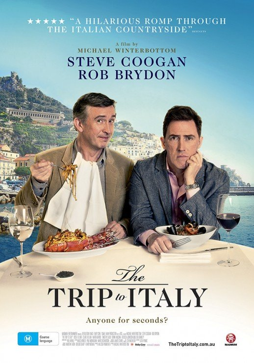 Movies Online : The Trip to Italy 2014