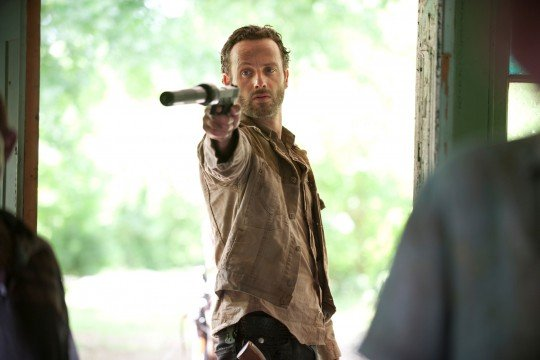 The Walking Dead Producers Want At Least Seven Seasons