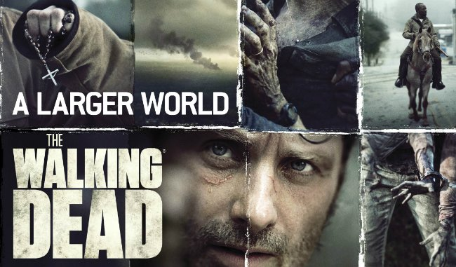 The Walking Dead Banner Image Teases Hope, Tragedy But No Negan
